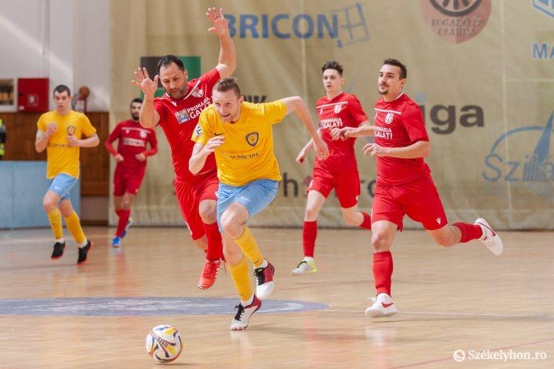 Bravúr a javából! Az FK legyőzte Galacot a Román Kupában