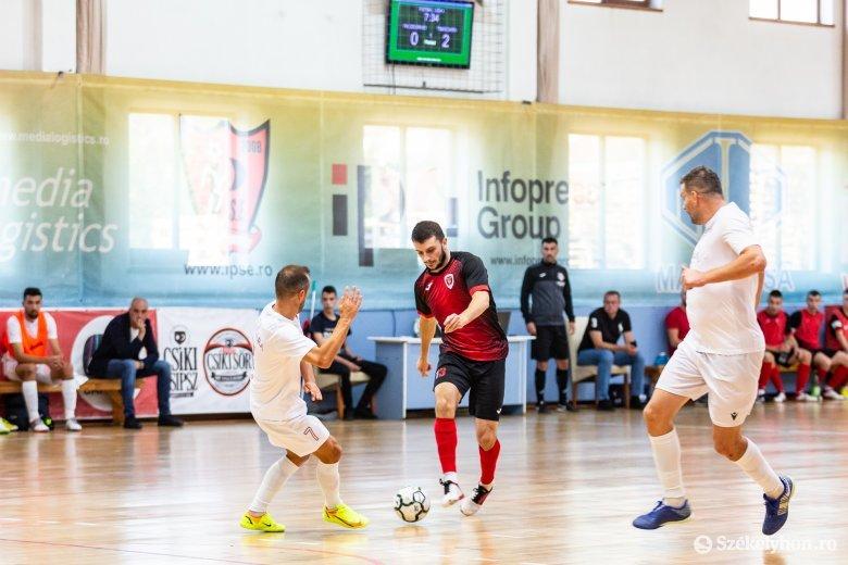 Bodzavásáron szerezheti vissza az első helyet a Futsal Klub