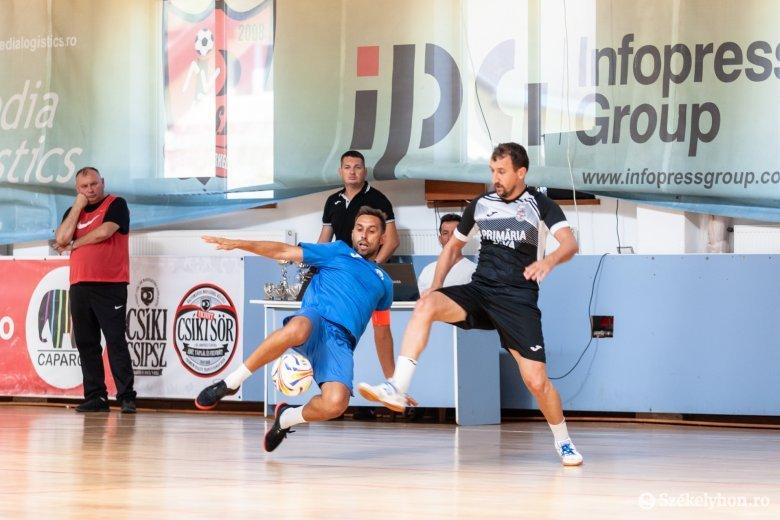 Döntőbe jutásért dolgoznak az FK Székelyudvarhelynél