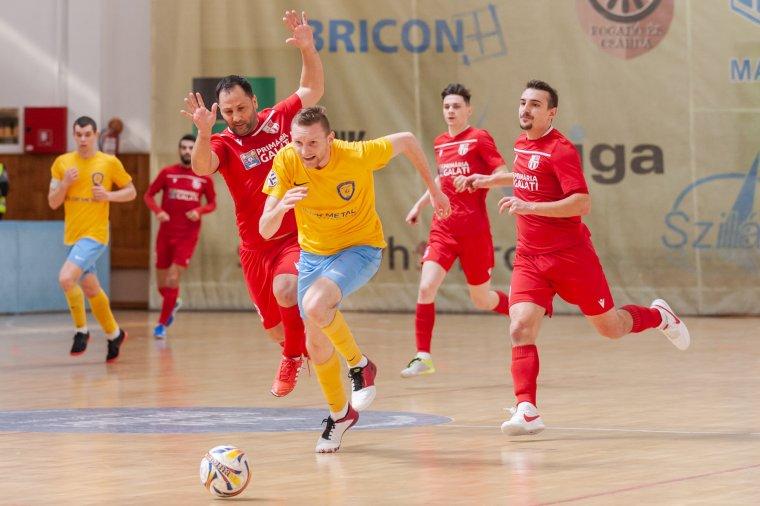 Az FK legyőzte Galacot a Román Kupában