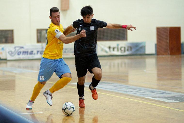 Könnyed bokamozdulattal diadalmaskodott az FK Udvarhely