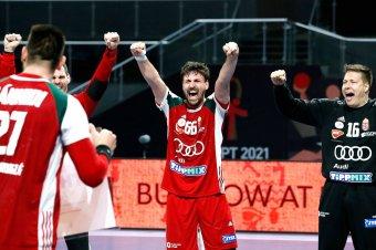 Belőtte magát a vébé negyeddöntőjébe a magyar kéziválogatott