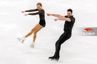 Erre sokat kellett várnunk, újra lesz magyar páros a téli olimpián
