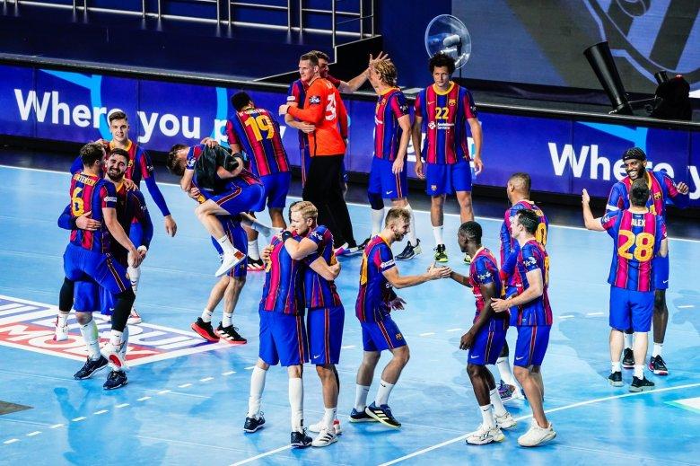 Férfi kézilabda BL: tizedszer nyert a Barcelona