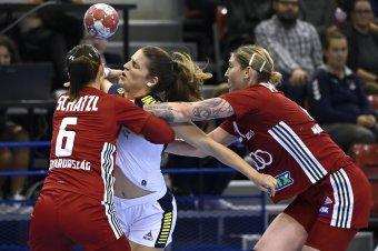 Szoros meccset nyertek a magyarok, az utolsó pillanatban mentettek pontot a románok