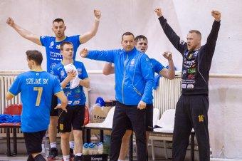 Kiütéses győzelemmel jutott fel a Bölények Ligájába a Szejke SK