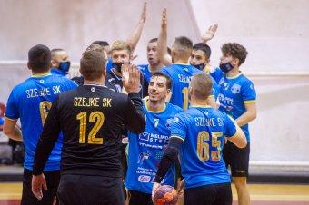 Nem jelentett akadályt Medgidia, egy győzelemre a feljutástól a Szejke SK – képgalériával