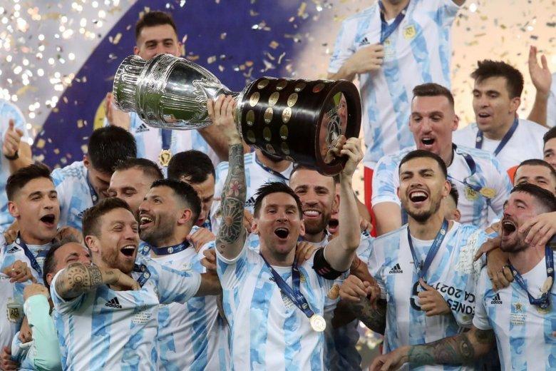 Copa América: Argentína legyőzte örök riválisát a döntőben