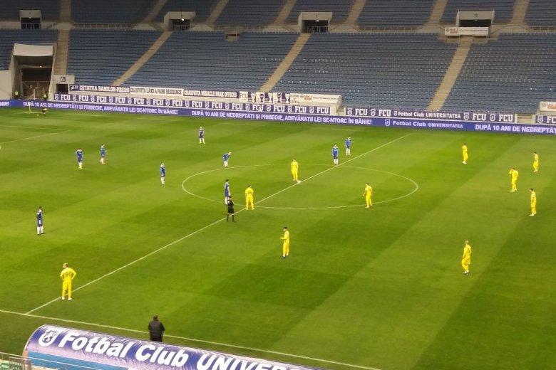 Hazai pályán bukott el a Craiova, nincs már veretlen a 2. Ligában