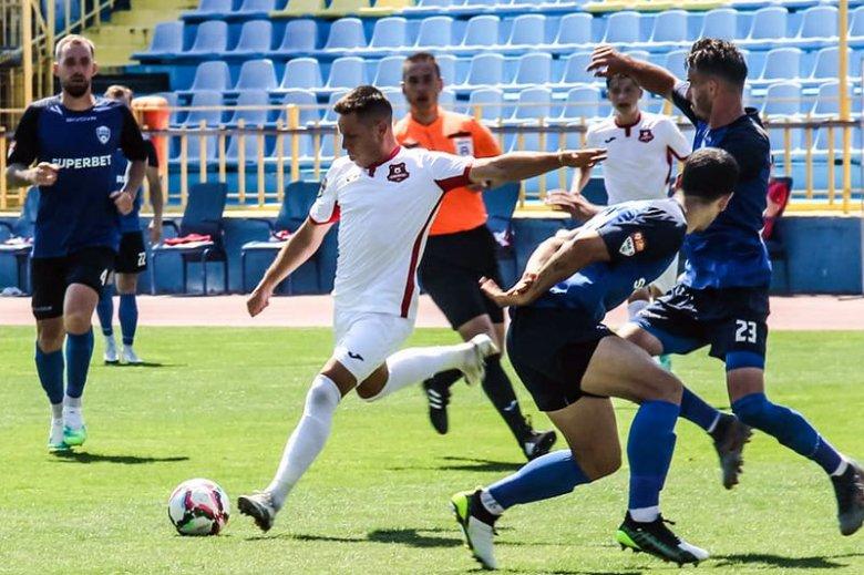 Két erdélyi csapat vezeti a 2. Ligát