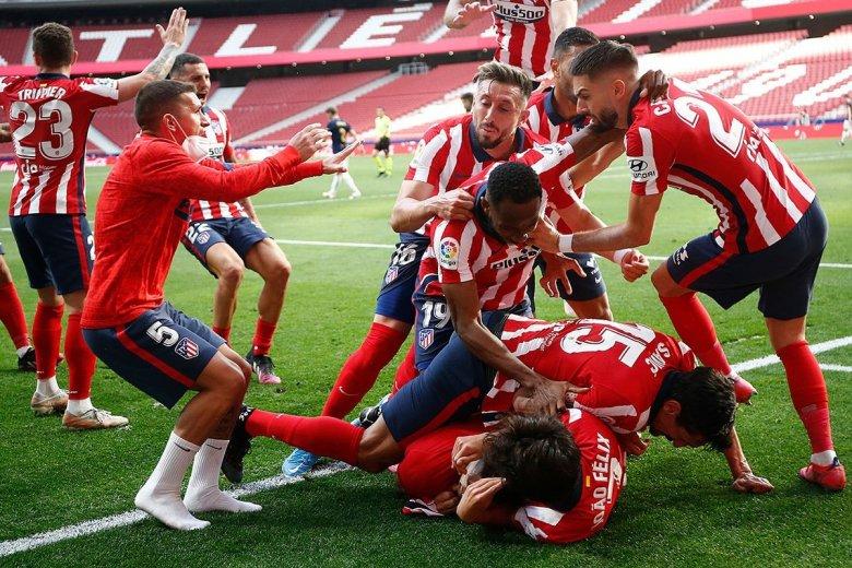 Az Atlético Madrid lett a spanyol bajnok a Real Madrid előtt