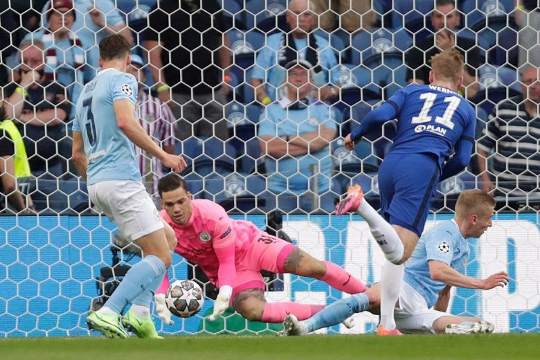 Egy gólt lőtt a Chelsea, elég volt a BL-trófeához