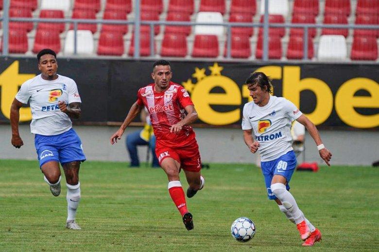 Focizgattak, gólt nem lőttek az UTA–Farul mérkőzésen