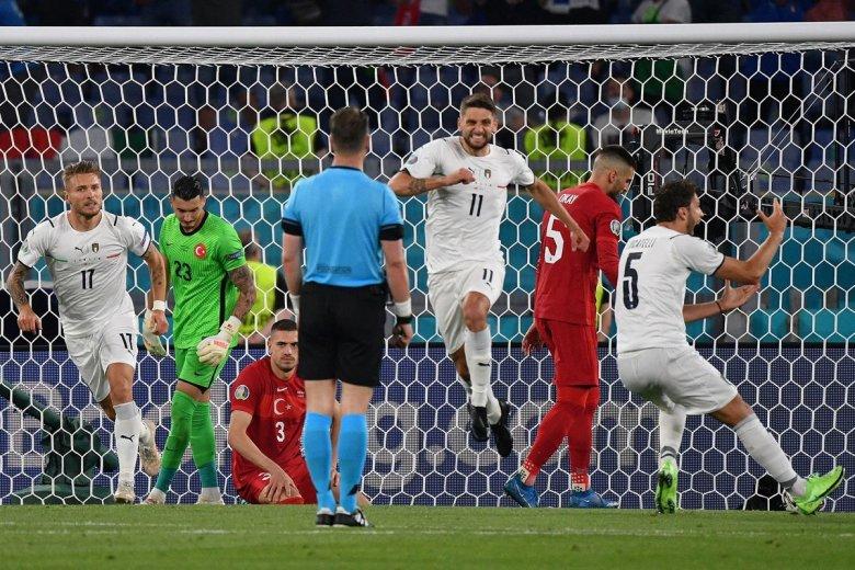 EURO 2020: meglehetnek az első továbbjutók