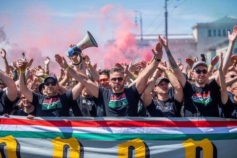 EURO-2020: két csatárral, több tízezer szurkolóval támadnak a magyarok a portugálok ellen