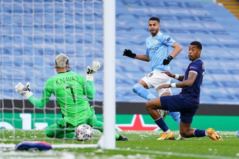 A Manchester City simán elverte az enervált PSG-t