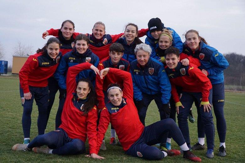 Győzelemmel zárták az Eb-selejtezőt a román lányok