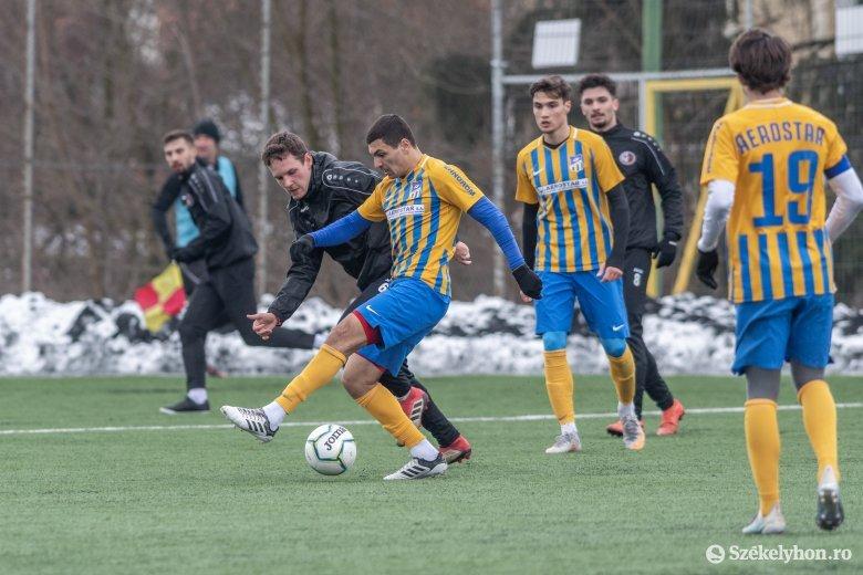 A tavaszi szezon meglepetése lenne a Székelyudvarhelyi FC