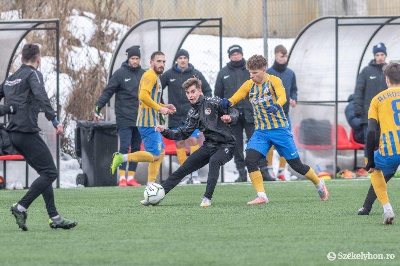 SZFC: látványos és gólerős játék a Bákói Aerostar ellen