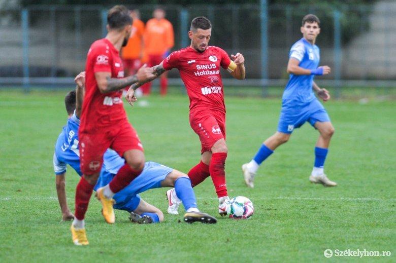 Késői góllal, de magabiztos sikerrel indította a bajnokságot az SZFC