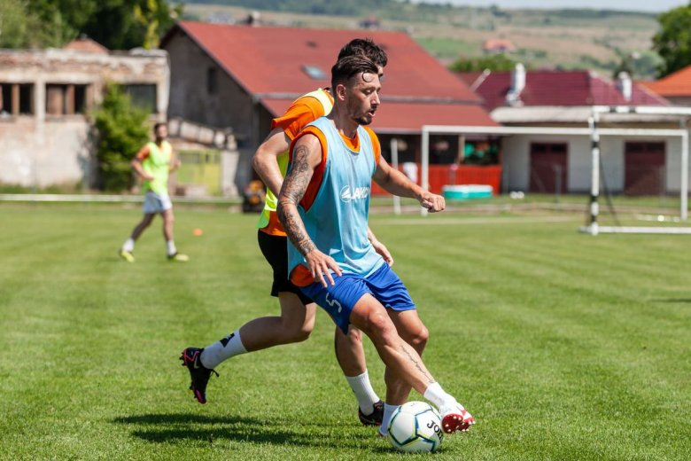 Egy visszatérő a Székelyudvarhelyi FC keretében