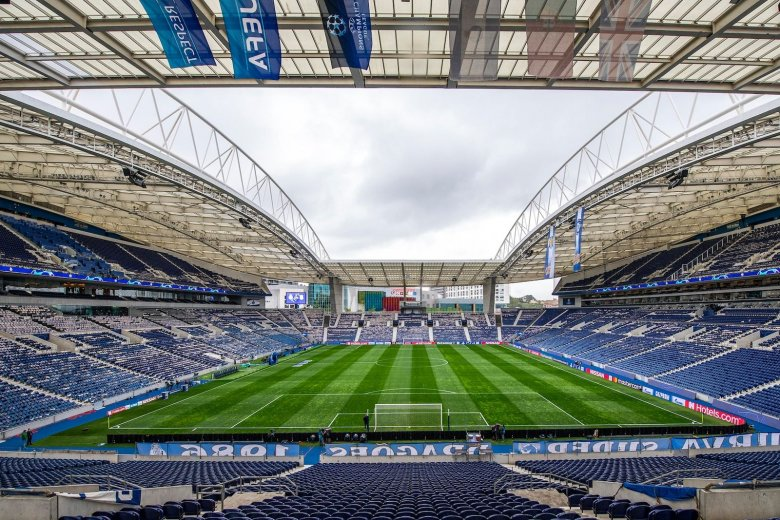 Portóba került át a Bajnokok Ligája döntője