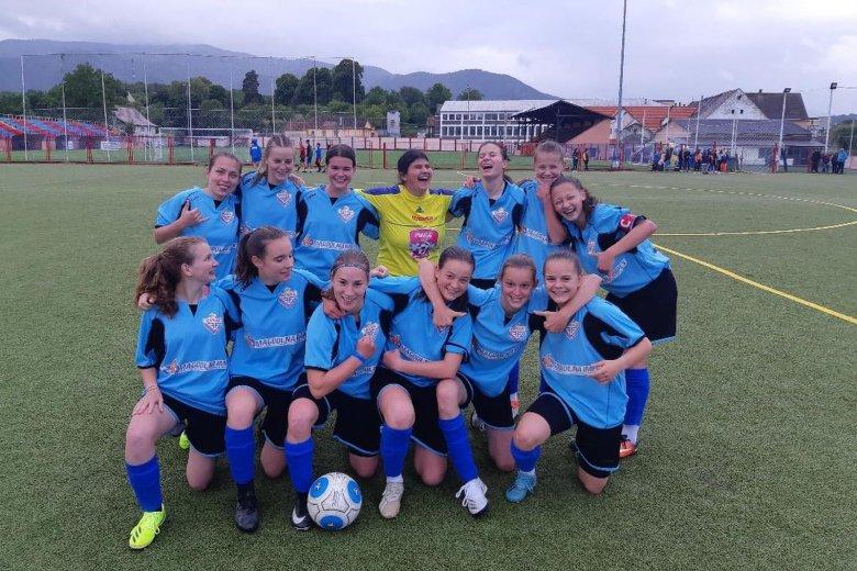 Harmadik lett a Vasas Femina U17-es csapata