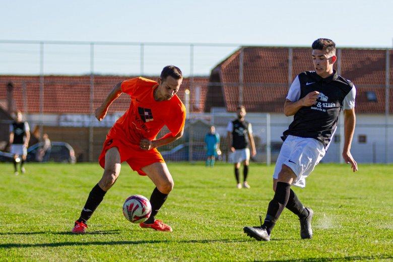 Nyolc percet tartott egy mérkőzés a Hargita megyei bajnokságban