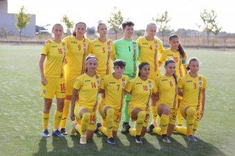 Öt udvarhelyi lány a válogatottban