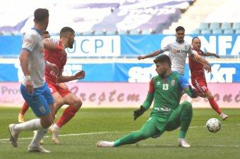 Egy pontot tudott kiszenvedni Botoșani-ban az U Craiova