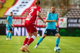 Egy találatot szerzett a Chindia, elégséges volt a Dinamo ellen