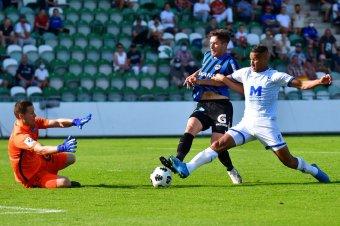 Idegenbeli és hazai 1–1-et jegyeztek a magyar együttesek