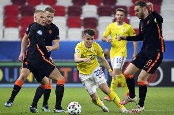 Román bombagól, döntetlen az U21-es foci-Eb nyitómeccsén