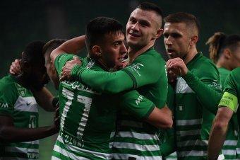 Az Újpest ellen húzta be a bajnoki címet a Ferencvárosi TC