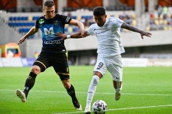 Nem tudott gólt rúgni, kettős vereséggel esett ki a Puskás Akadémia