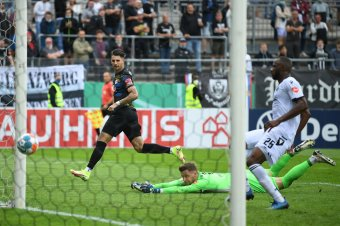 Szoboszlai első lipcsei tétmeccsén megszerezte első gólját