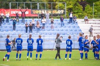 Hajrágólokkal nyert a Vasas Femina, kilencet kapott a Ladies