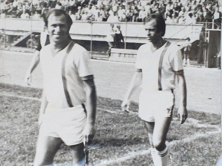 Küküllő-parti futball-legendák: a zseniális László ikrek