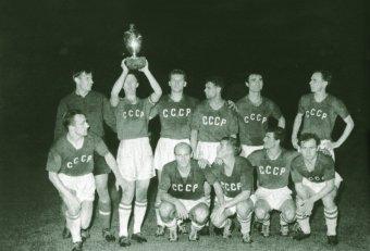 A labdarúgó Európa-bajnokság születése