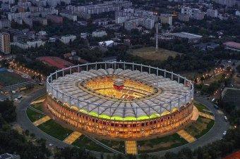 13 ezer néző a lelátókon a foci-Eb bukaresti meccsein