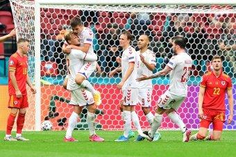 A dánok egy négyessel ejtették ki az öt évvel ezelőtti elődöntőst