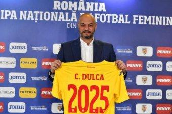 Új szövetségi kapitánya van a román női labdarúgó-válogatottnak