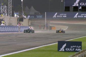 Forma 1: Hamilton győzött az idénynyitó bahreini futamon