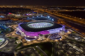 Katar teltházas stadionokkal számol a 2022-es világbajnokságon