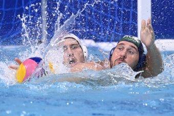 Legyőzte az amerikaiakat, negyeddöntőbe jutott a magyar férfi vízilabda-válogatott