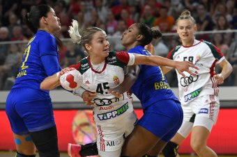 A magyar női kézilabdázók 15 év után győzték le Brazíliát