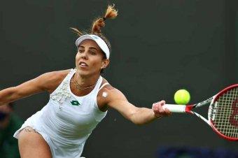 Bő egy héttel az olimpia kezdete előtt kapott indulási jogot a román teniszező