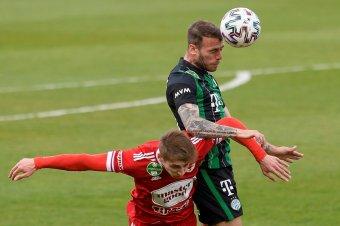 BL-ellenfelet kap a Kolozsvári CFR és a Ferencváros