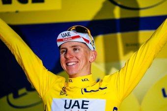 Pogacar megvédte címét a Tour de France-on