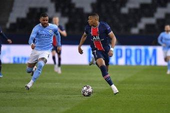 Előnyt szerzett Párizsban a Manchester City